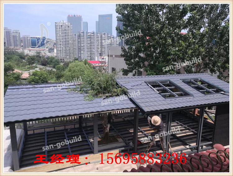 浙江杭州别墅瓦厂家可靠价格便宜