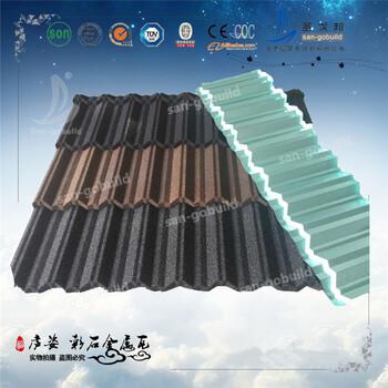 安徽宿州彩石金属瓦优质厂家