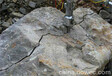 哈密銷售廣州巖石鉆裂一體機-大量現貨