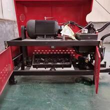 济南高低速数控钢筋调直切断机生产图片