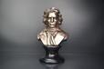厂家供应人物雕塑铸铜贝多芬头像办公室家居摆件酒店装饰品