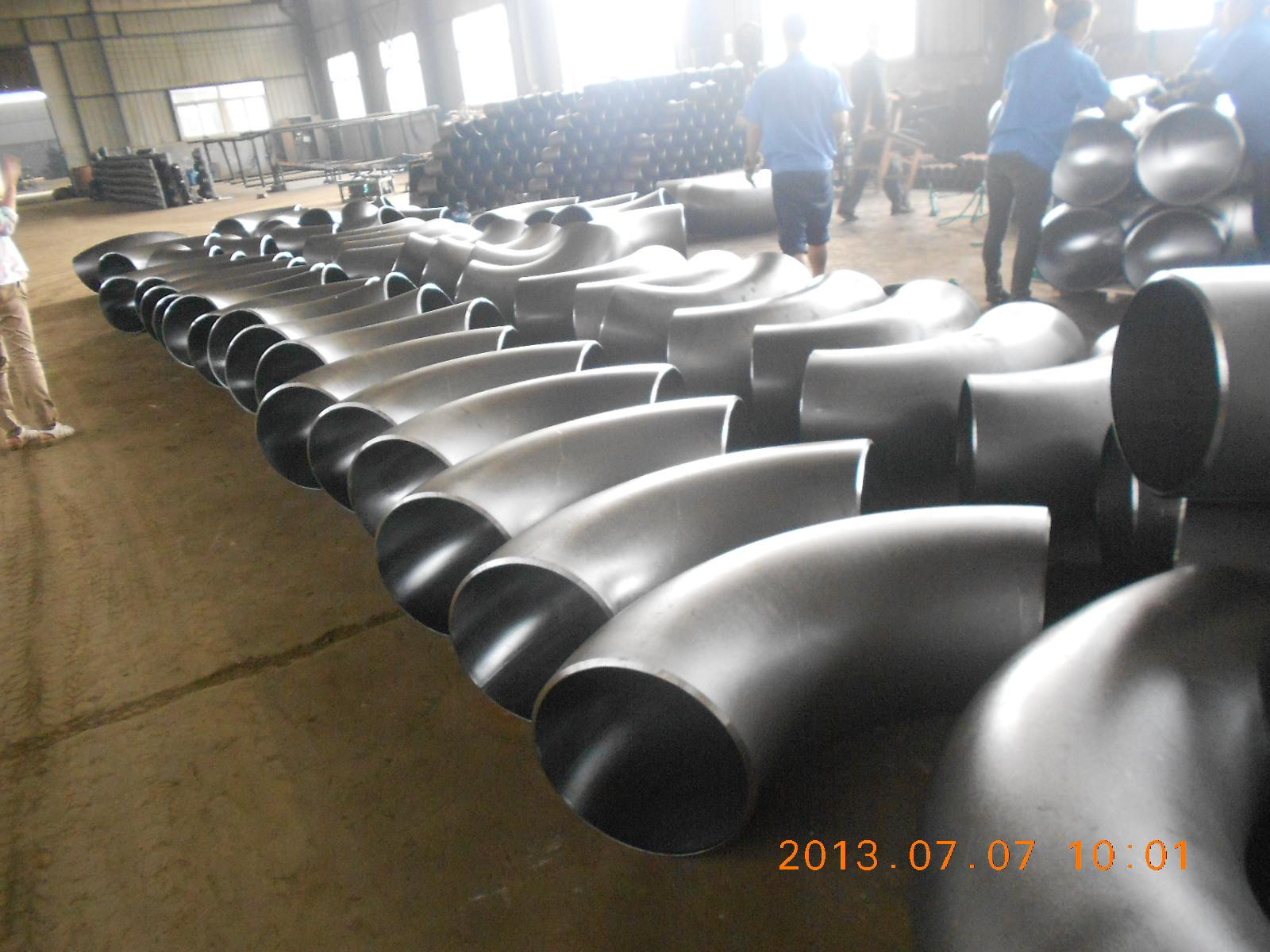 辽宁20#无缝碳钢弯头供货商