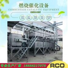 有机废气处理RCO催化燃烧设备厂家定制图片