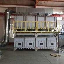 活性炭吸附与脱附催化燃烧炉工作原理图片