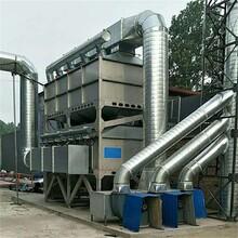 废气处理催化燃烧设备处理原理图片