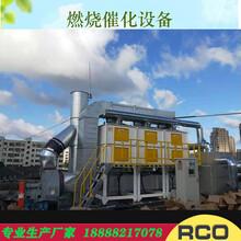 工业废气治理催化燃烧设备简介图片