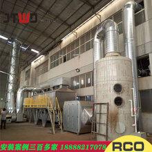 RCO废气处理设备蓄热式催化燃烧设备喷漆、石化行业专用厂家定制图片