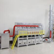 RCO催化燃烧设备工业废气处理嘉特纬德厂家定制图片