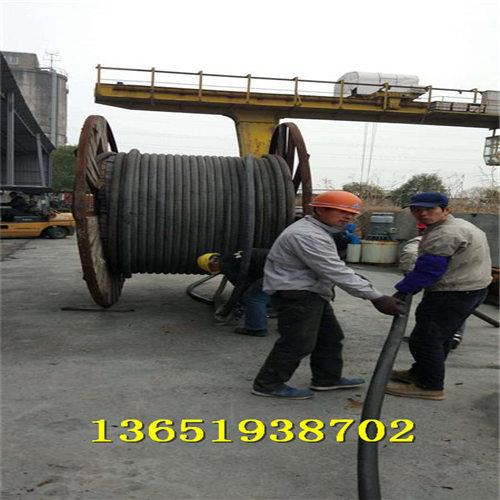 安徽安庆二手电缆线回收!多少钱一吨