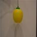 供应西北五省-黄色LED灯具挂饰-LED苹果挂饰-亮化装饰