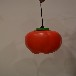 供应西北五省-夜景亮化-红色LED灯具挂饰-LED苹果挂饰