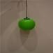 供应西北五省-夜景亮化-绿色LED苹果挂饰