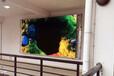 高刷新、高稳定的柔和显示效果;桂林理工大学P3户内LED显示屏项目,面积为12平米