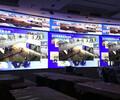 大元成都武警支队P1.932高清LED显示屏项目,面积为39平方米
