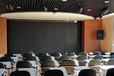 连云港外国语学校P4室内屏项目构轻薄化、画面逼真,高刷新、高灰度、标准化等特