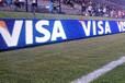 巴西足球場LED顯示屏案例,采用的是常用PH16戶外LED顯示屏,面積達460平方米