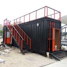 江蘇提供二手住人集裝箱質量可靠,集裝箱活動房圖片