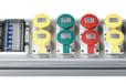 一分12路电源接线座灯光电源移动电源托板