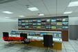 上海網絡機房效果圖設計,監控中心設計