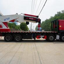 50吨重型汽车起重机漏洞怎么处理