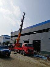 100吨汽车起重机如何避免腐蚀
