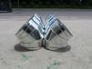 厂家直销定制不锈钢弯头90度500不锈钢弯头不锈钢管道管件