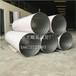 白鐵螺旋風管價格優惠_風管廣州螺旋風管廠家提供優質