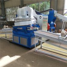 废杂铜线粉铜设备厂家小型干粉杂线铜米机