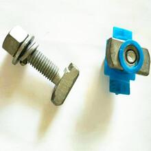 幕墻預埋槽用T型螺栓熱鍍鋅T型螺栓圖片