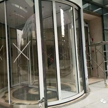 西安玻璃感应门加工安装