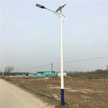 焦作太阳能路灯厂家批发、焦作太阳能路灯抗风设计图片