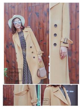 武汉颜可可19年女装空序大牌女装高品质厂家货源