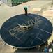 长沙1.221.22m圆形舞台造型架铝合金舞台升降活动舞台