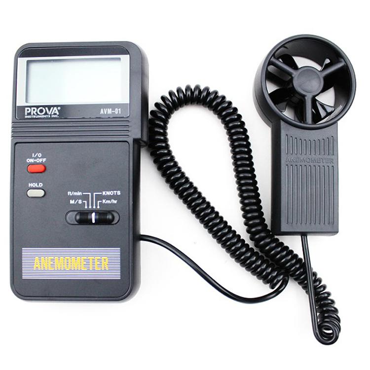 湖北泰仕AVM-01手持数字风速计正品包邮