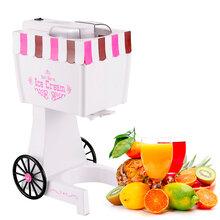 家用小型全自动软冰淇淋机9908DIY儿童雪糕机ICE-Creammaker图片
