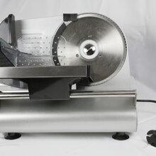 家用小型电动切片机面包冻肉水果蔬菜切片机electricuniversalslicer图片
