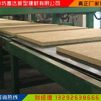 精工制造9公分耐火岩棉板供货商