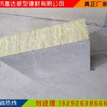 钦州水泥岩棉复合板经销图片