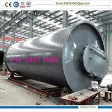 2020新型油污泥專用型干餾處理設備圖片