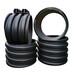 湖南永州HDPE多肋管增强缠绕管多肋管的优点大全