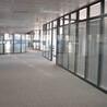 双层玻璃中空内置百叶帘防火玻璃隔墙电动中空百叶