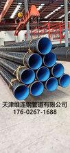 生产销售Q235B直缝焊管焊管定做螺旋管防腐管图片