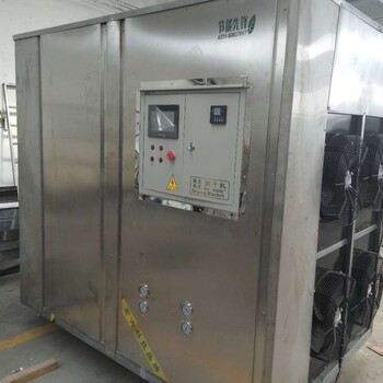 10P2.0米寬1.6米高1.4米臘腸熱泵烘干機臘腸熱泵烘干設備
