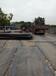 安徽铜陵路面铺路钢板出租车辆运输便道