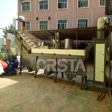 厂家专供HDPE硬胶清洗破碎生产线/蓝桶破碎清洗回收生产线-山东图片