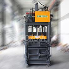 厂家供应立式液压打包机/饮料瓶压包机/废纸打包机-规格齐全图片