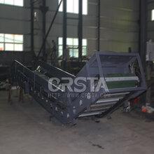 生产大型链条输送机制造商/全自动货物运输输送机/平型皮带机