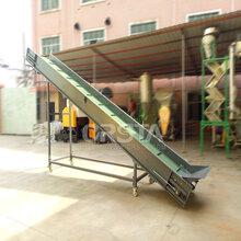斜坡输送机,皮带输送机,橡胶输送机,PVC输送机,分选平台