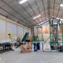 造粒机厂家-CRSTA-供应塑料加工设备-再生塑料回收生产线整厂设备图片