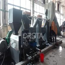 PET卷膜破碎清洗再生设备-厂家供应-各类薄膜处理回收加工设备-柯达机械图片